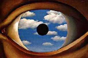 Desde el cielo lo vemos todo, en la Tierra nada!